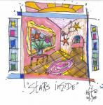 Stars Inside (in Artwork - The Whimsy of Big Dipper Style)