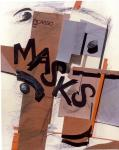 Masks - the book cover image